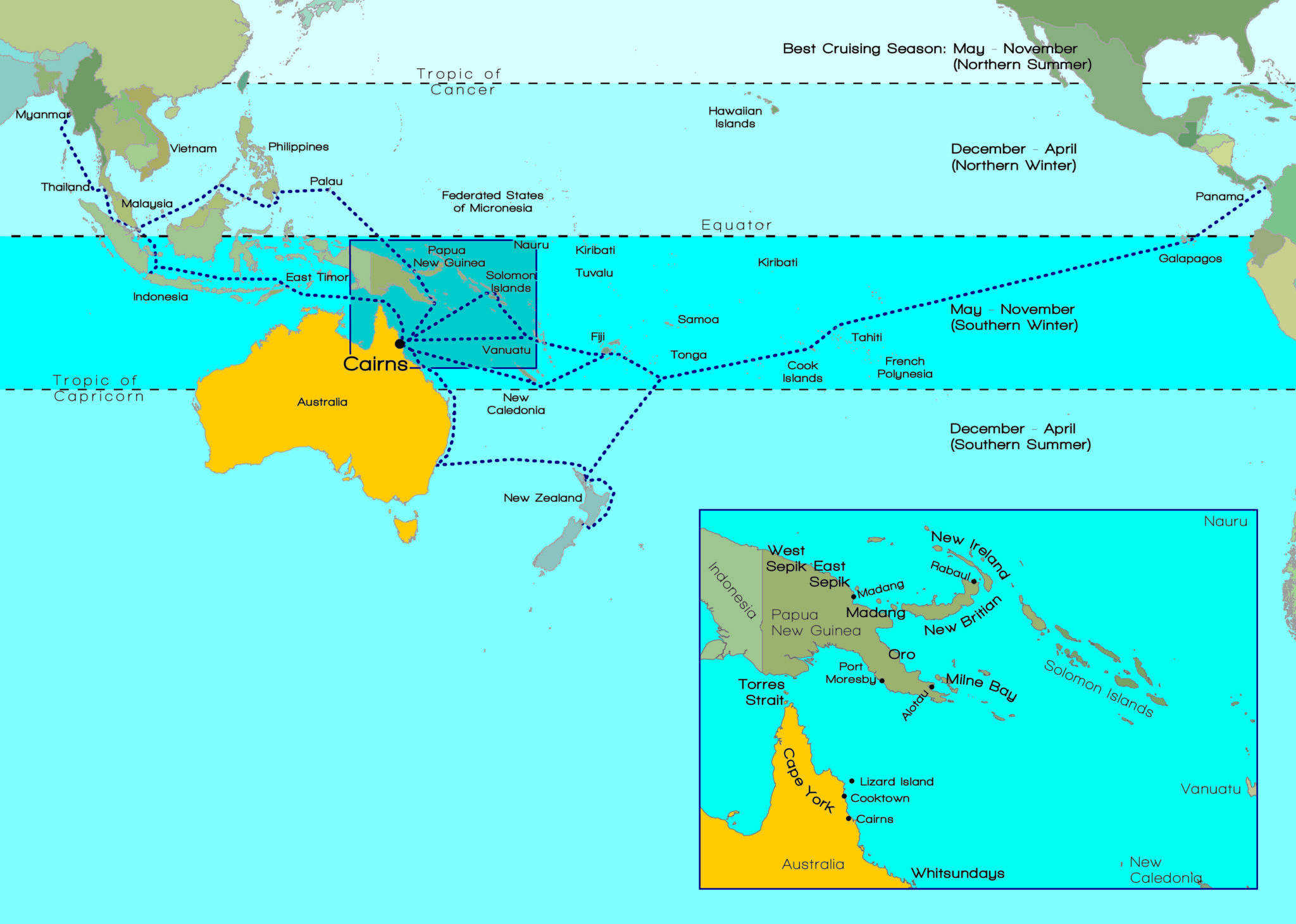 Cairns Charts Maps Super Yacht Group Great Barrier Reef