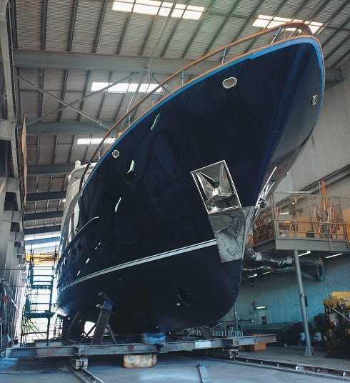Super Yacht Great Barrier Reef Premier Shipyards in Cairns for Advanced Super Yachts