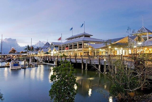 Crystalbrook Superyacht Marina Port Douglas Super